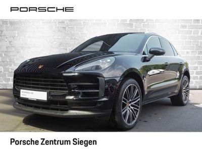 gebraucht Porsche Macan Steuer ausweibar