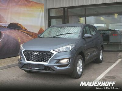 gebraucht Hyundai Tucson Select | Klimaautomatik | Start-Stopp
