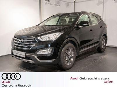 gebraucht Hyundai Santa Fe 2.0 Trend 2WD,Pano,Rückfahrk,Tempomat