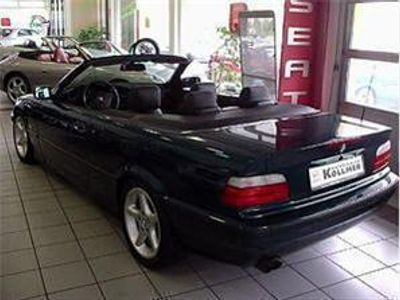 gebraucht BMW 328 Cabriolet i Leder E.-Dach erst 84Tkm