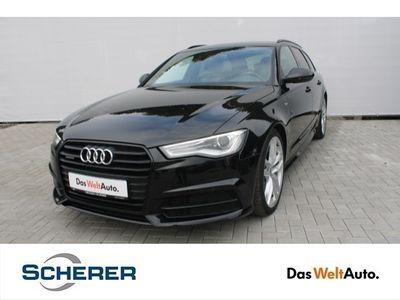 gebraucht Audi A6 Avant 3.0 TDI EU6 quattro S-tronic S-line ABT 325PS