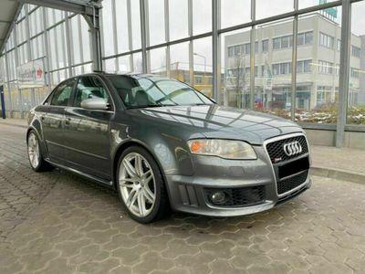 gebraucht Audi RS4 Lim. 4.2 FSI quattro Schalensitze Rostfrei als Limousine in Nürnberg