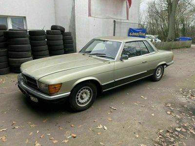 gebraucht Mercedes 350 Mercedes Benz SLCW107 H-Zulassung V8 ...