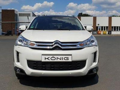 gebraucht Citroën C4 Aircross Exclusive 4WD 1.6 e-HDI