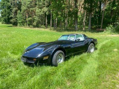 gebraucht Corvette C3 5,7Liter V8 als Cabrio/Roadster in Triberg im Schwarzwald