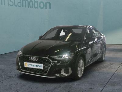 gebraucht Audi A3 A3Limousine 35 TFSI advanced ACC LED Navi VC Au