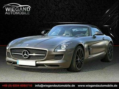gebraucht Mercedes SLS AMG Roadster GT AMG SPEEDSHIFT DCT - Carbon