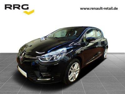 käytetty Renault Clio IV IV 1.2 16V 75 Limited Navi + Sitzheizung !!