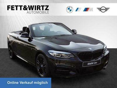 gebraucht BMW M240 Steptronic Cabrio