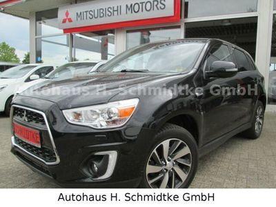 gebraucht Mitsubishi ASX 1.8 DI-D+ 2WD Comfort Edition/Navi/AHK/1.Hd