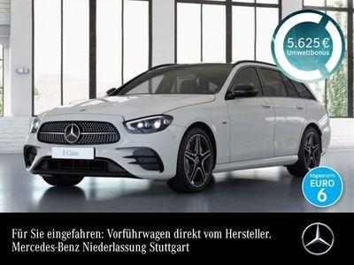 gebraucht Mercedes E300 T AMG Night