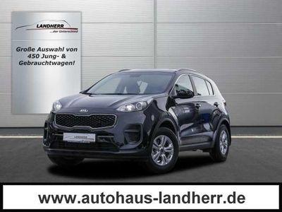 käytetty Kia Sportage 2WD // Klimaautomatik/Bluetooth