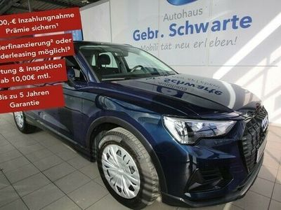 """gebraucht Audi Q3 40 TDI S-tronic Advanced quattro Navi LM 18"""""""