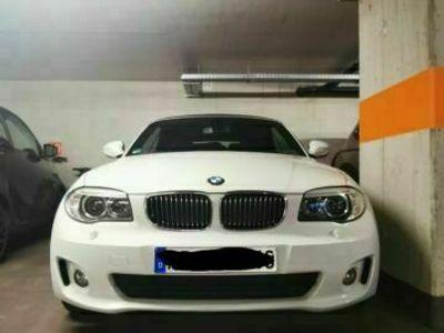 gebraucht BMW 118 Cabriolet d Edition Exclusive