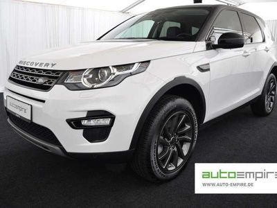 gebraucht Land Rover Discovery Sport TD4 SE NAVI/XENON/AHK/WINT-PK/18