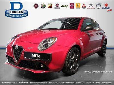 gebraucht Alfa Romeo MiTo 1.3 JTDM Super FSE USB KLIMA PDC NAVIGATION