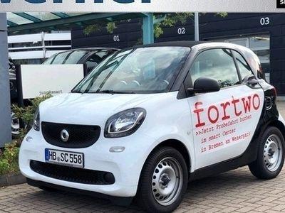 gebraucht Smart ForTwo Coupé 52 KW Servo