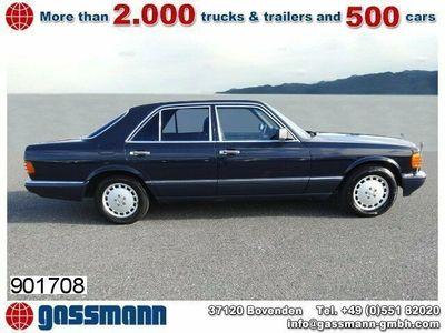 używany Mercedes 500 SE Limousine mehrfach VORHANDEN