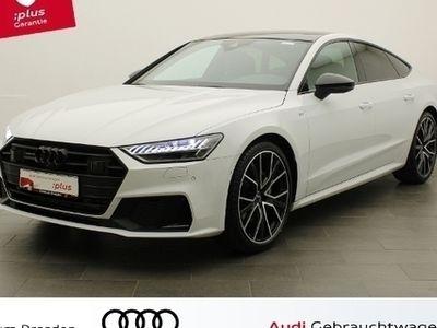 gebraucht Audi A7 Sportback 50 TDI S line/HD Matrix/Standhz.