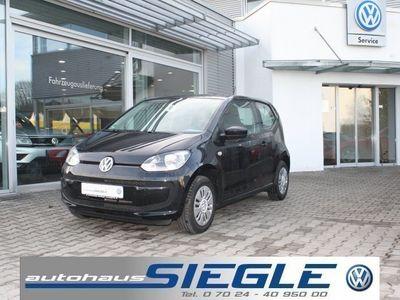 gebraucht VW up! Up 1.0 ClubAutomatik ASG Navi 5-Türen PDC Sitheizung