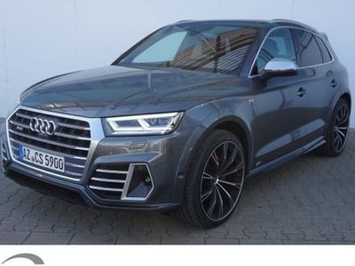 gebraucht Audi SQ5 Matrix-LED, Anhängevorrichtung, virtual