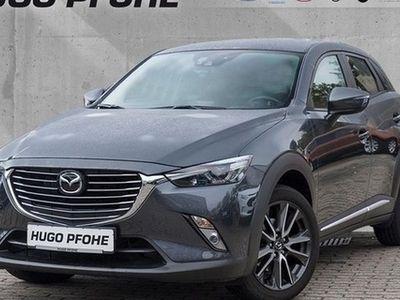 gebraucht Mazda CX-3 Sports-Line 1.Hand/ Scheckheft