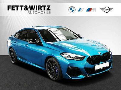 gebraucht BMW M235 235xDrive Gran Coupe HUD LED LiveCockpit SHZ