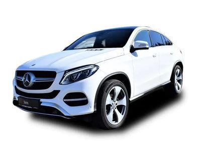 gebraucht Mercedes GLE350 d Coupé Mem 360° H&K Pano DTR LED AHK 4xShZ