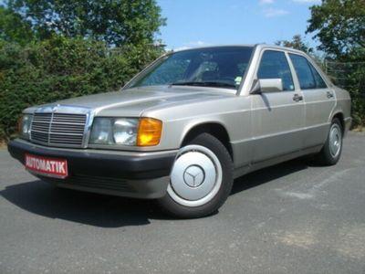 gebraucht Mercedes 190 2.0i AUTOMATIK 149992km ESD EFH TÜV NEU