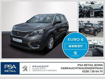 gebraucht Peugeot 5008 BlueHDi 120 Active 7Sitzer Navi Rückfahrkamera