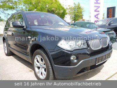 gebraucht BMW X3 BaureihexDrive 18d Edition Lifestyle 1 Hand