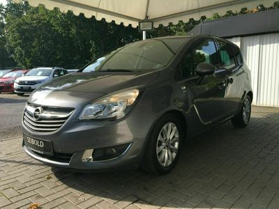 gebraucht Opel Meriva B drive Autom/44TKM/Klimatr/Sitzh/Temp