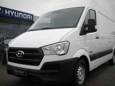 used Hyundai H 350 Cargo L3 Profi + Klima + Tempomat +
