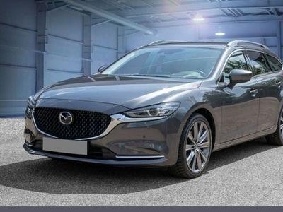 gebraucht Mazda 6 Kombi SKYACTIV-G 194 Drive Sports-Line