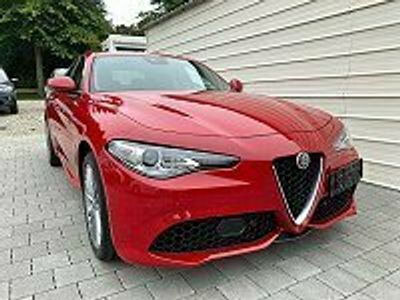 gebraucht Alfa Romeo Giulia Veloce 2.0 Turbo AT8 4x4
