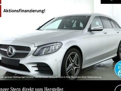gebraucht Mercedes C300 T AMG Multibeam COMAND Kamera Spurhalt-Ass
