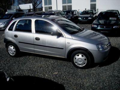 gebraucht Opel Corsa C Basis Euro4 Auf Wunsch TÜV NEU