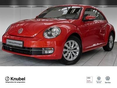 gebraucht VW Beetle Design 2.0 TDI DSG Leder Navi Keyless