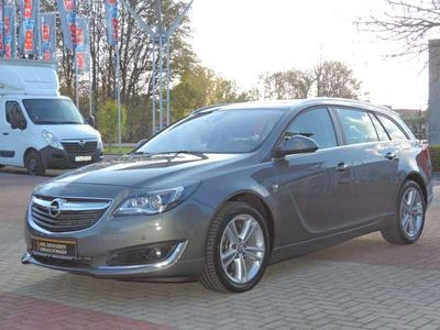 gebraucht Opel Insignia Sports Tourer 2.0 CDTI Business Edition als Kombi in Soest