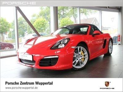 gebraucht Porsche Boxster S Sportabgasanlage Sitzheizung Tempomat