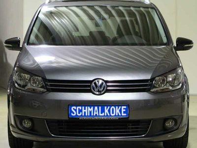 gebraucht VW Touran 2.0 TDI BMT DSG6 Style 7Si eSAD AHK Stdhz