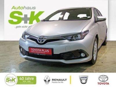 gebraucht Toyota Auris Edition-S 5-Türer 1,2-l-Turbo, 6-Gang