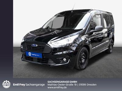 gebraucht Ford Tourneo Connect 1.5 EcoBlue Aut.Trend Navi Xenon