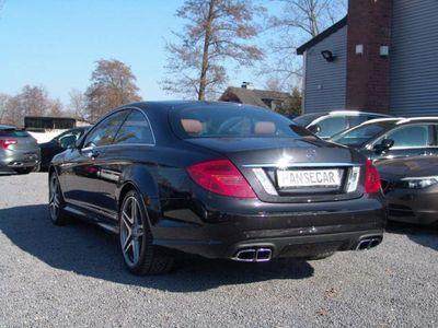 gebraucht Mercedes CL63 AMG AMG 7G-TRONIC / performance & Driverspack