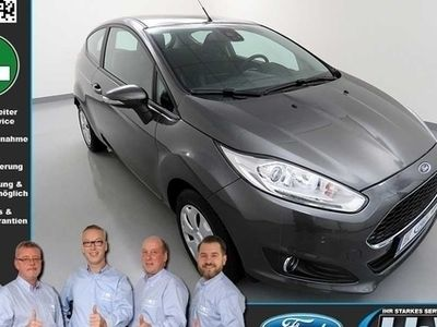 gebraucht Ford Fiesta 1.0 EcoBoost Celebration (USB+Bluetooth)