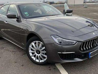 gebraucht Maserati Ghibli Automatik 3.0 V6 GLASDACH Kamera