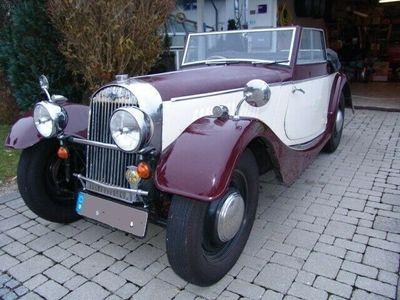 gebraucht Morgan 4/4 Drophead Coupe als Cabrio/Roadster in Traunwalchen