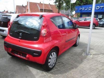 gebraucht Peugeot 107 Filou -SERO+ABS+4xAirbag+RCD-
