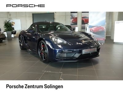 gebraucht Porsche 718 Boxster BoxsterGTS, BOSE, PASM, Alarmanlage