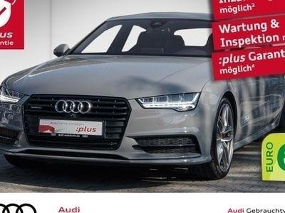gebraucht Audi A7 Sportback 3.0 TDI competition qu. Luftfederung LED Automatik uvm